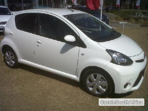 Picture of Toyota Aygo 2012