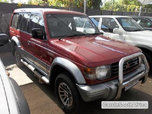 Picture of Mitsubishi Pajero 1995