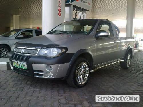 Pictures of Fiat Strada 2008