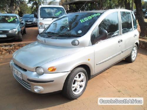 Picture of Fiat Multipla 2003