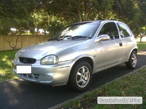 Pictures of Opel Corsa 2006