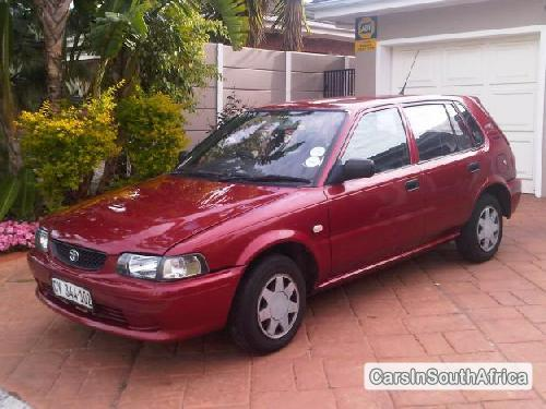 Picture of Toyota Tazz 2004