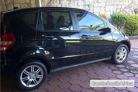 Picture of Mercedes Benz A-Class Manual 2007