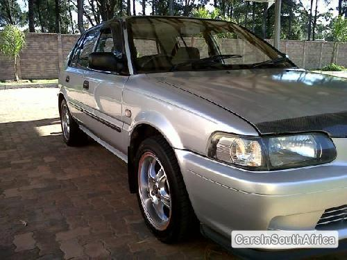 Picture of Toyota Tazz 2002