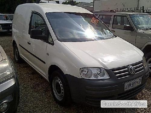 Picture of Volkswagen Caddy Manual 2007