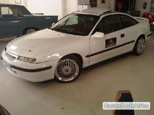 Picture of Opel Calibra 1993