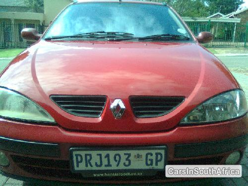 Picture of Renault Megane 2003