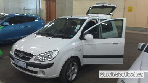 Picture of Hyundai Getz 2009