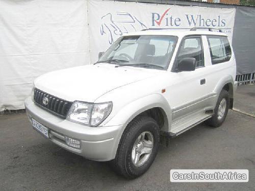 Picture of Toyota Prado 2000