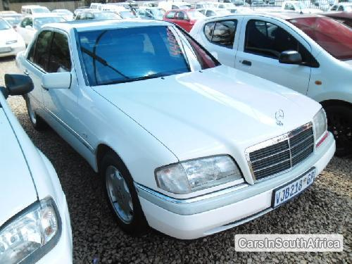 Pictures of Mercedes Benz C-Class 1996
