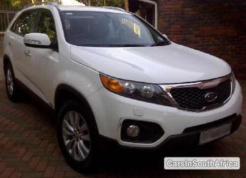 Picture of Kia Sorento Automatic 2010