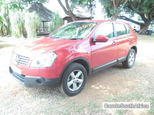 Pictures of Nissan Qashqai 2008