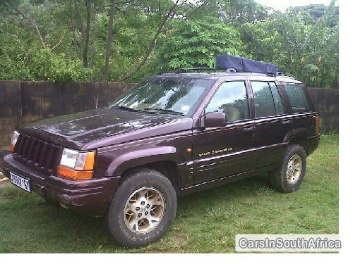 Pictures of Jeep Grand Cherokee 1998