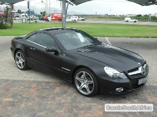 Picture of Mercedes Benz SL-Class 2013