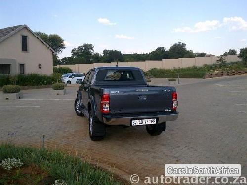 Picture of Toyota Hilux 2013