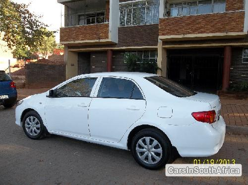 Pictures of Toyota Corolla 2008