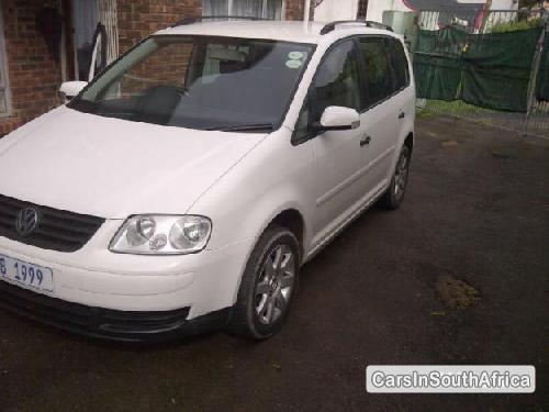 Picture of Volkswagen Touran 2005