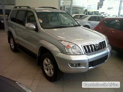 Pictures of Toyota Land Cruiser 2003