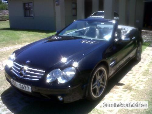 Pictures of Mercedes Benz SL-Class 2005