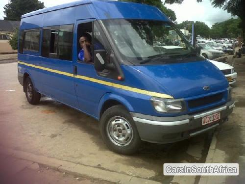 Picture of Ford Transit 2010