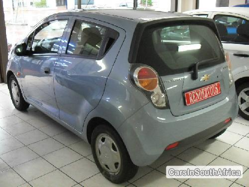 Picture of Chevrolet Spark 2010
