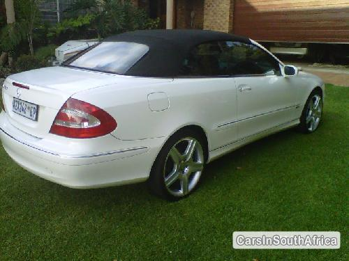 Picture of Mercedes Benz CLK-Class 2003