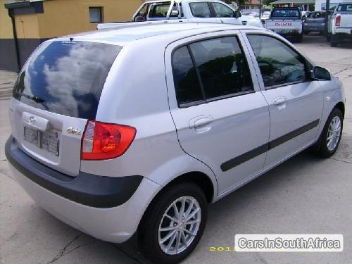 Picture of Hyundai Getz 2011