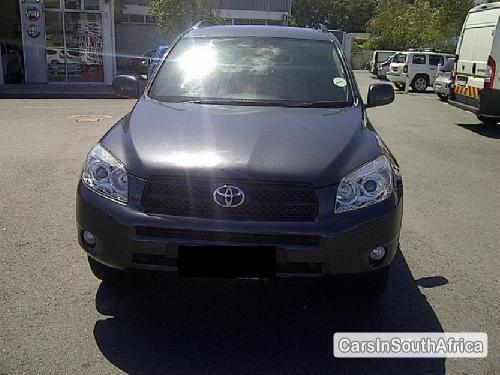 Picture of Toyota RAV-4 2008