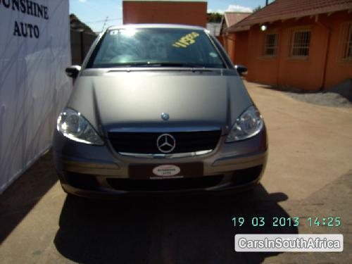 Picture of Mercedes Benz A-Class 2007