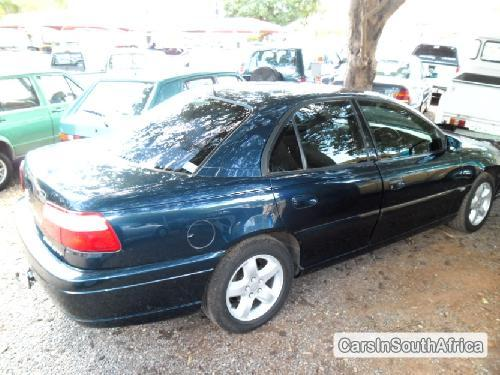 Picture of Opel Omega 2002