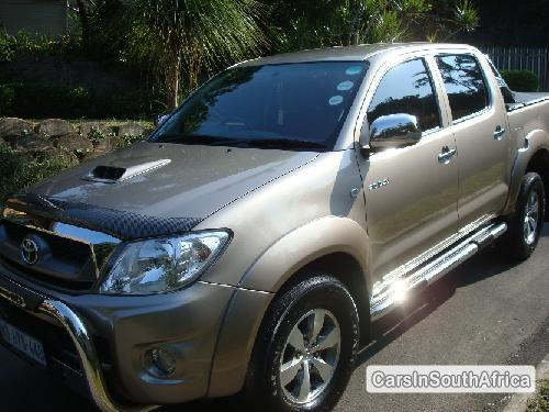 Picture of Toyota Hilux 2010