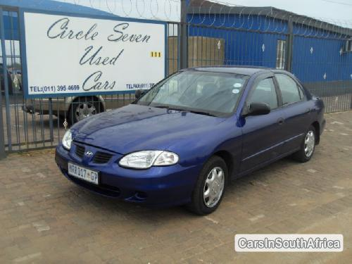 Picture of Hyundai Elantra 2001