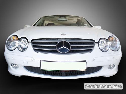 Picture of Mercedes Benz SL-Class 2005