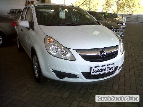 Pictures of Opel Corsa 2010