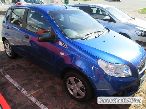 Picture of Chevrolet Aveo 2013