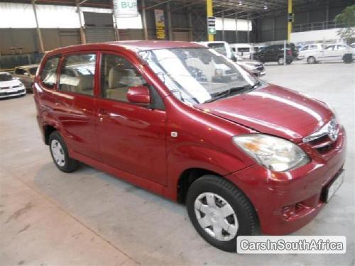 Picture of Toyota Avanza 2006