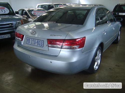 Picture of Hyundai Sonata 2008