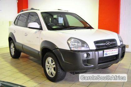 Pictures of Hyundai Tucson 2006