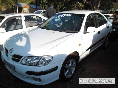 Picture of Nissan Almera 2002