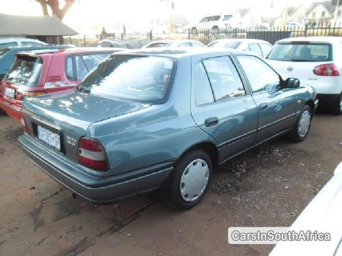 Pictures of Nissan Sentra 1995