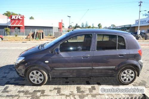 Picture of Hyundai Getz 2008