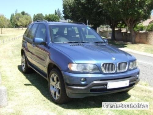 Picture of BMW X5 2003