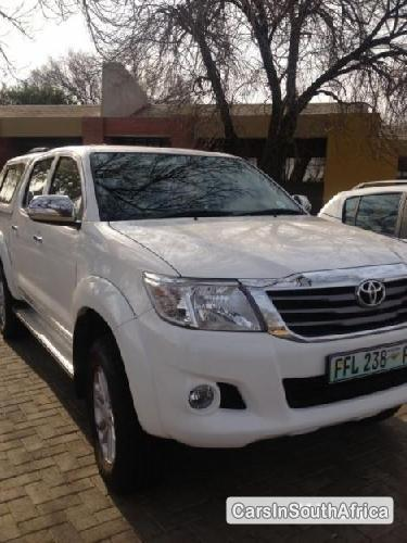 Picture of Toyota Hilux 2012