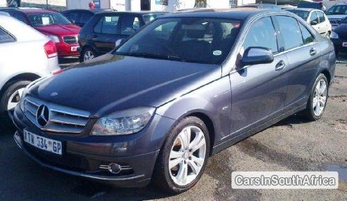 Picture of Mercedes Benz C-Class 2008
