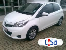 Picture of Toyota Yaris 2012