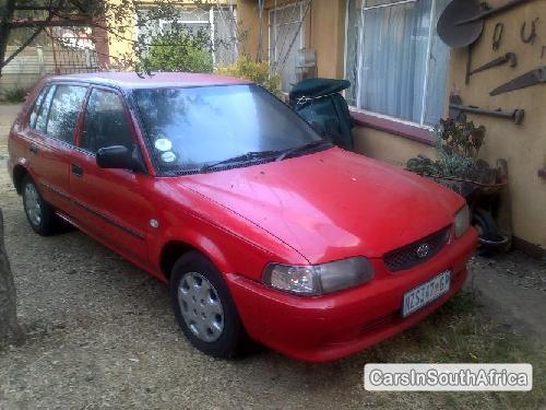Picture of Toyota Tazz 1999