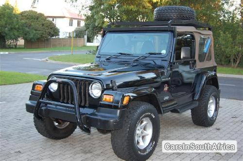 Picture of Jeep Wrangler Automatic 2002