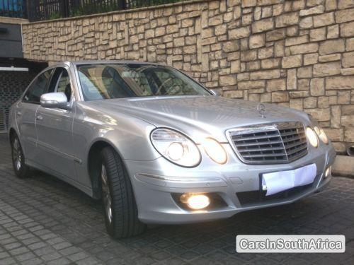 Picture of Mercedes Benz E-Class Automatic 2008