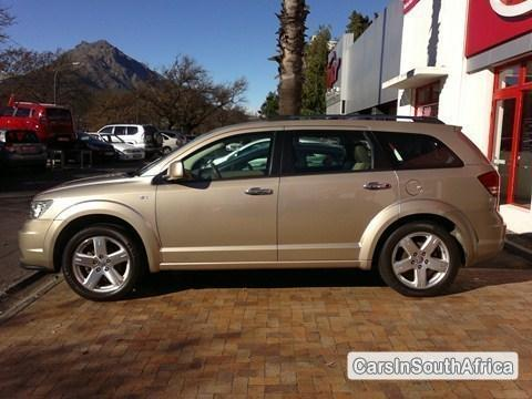 Pictures of Dodge Journey Automatic 2009