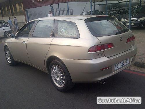 Picture of Alfa Romeo 156 Manual 2004